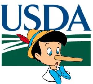 USDA Pinocchio
