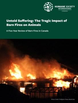 HSI barn fire report