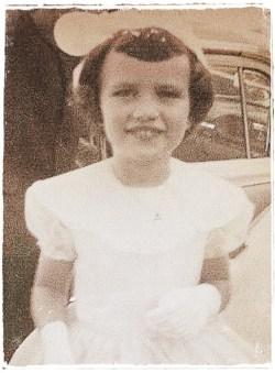 child Regan Russell