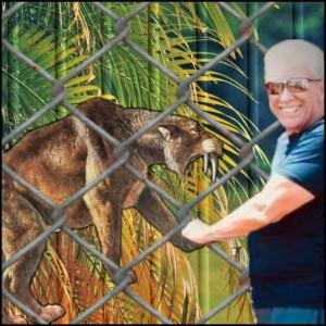 Marcus Cook Exotic animal dealer