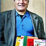 Vegan author & historian Rynn Berry, 68