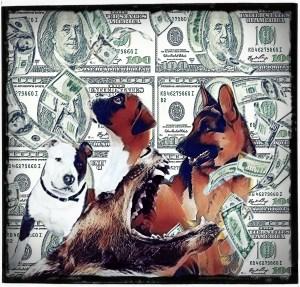 Dogs & money