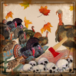 "The ""Thanksgiving"" turkey:  object of sentimentality, sarcasm, & sacrifice"
