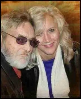 Kelvin James and wife Debra Coker.