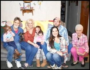 Coker family photo
