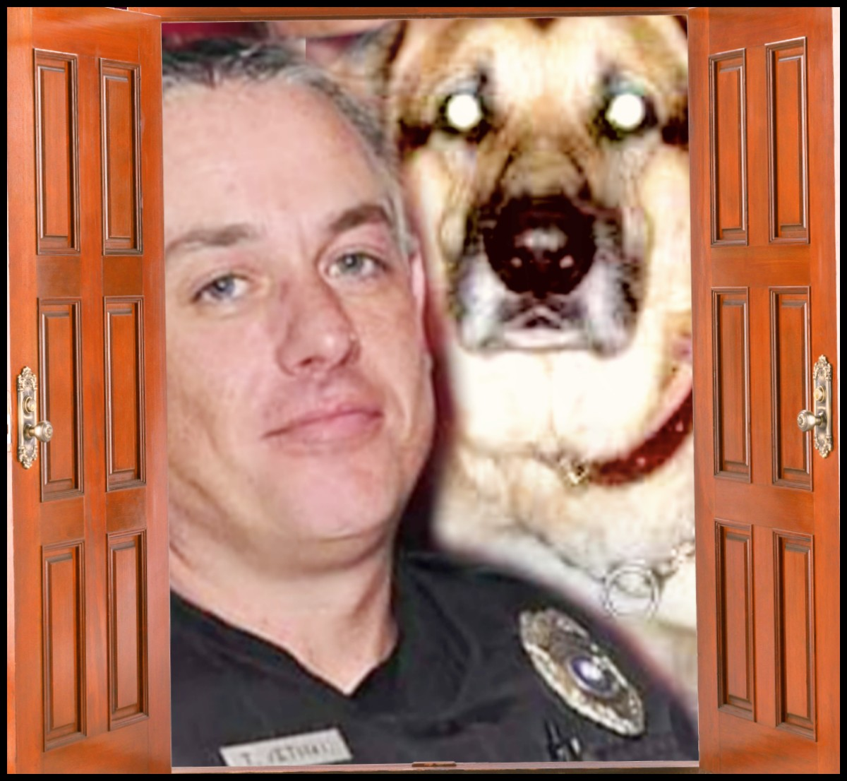 Animal Cruelty In Porn did louisiana cop terry yetman do the dog? if so, why