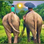 Elephant polo follows woolly mammoths toward extinction