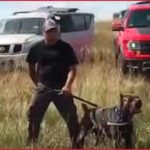 Security guards set dogs on Sioux demonstrators at Standing Rock