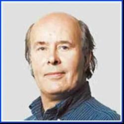 Guardian environment reporter John Vidal.