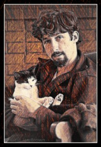 Tom Hayden at about age 29, circa 1969.