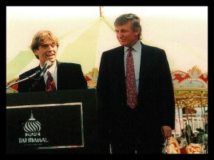 Alex Pacheco with casino magnate & Republican presidential candidate Donald Trump. (From AlexPacheco.org)