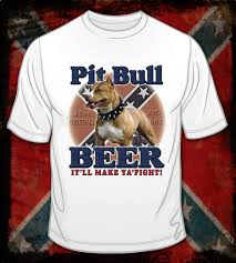 Pit bull beer