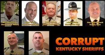 Corrupt Kentucky Sheriffs