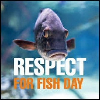 Respect for fish ad