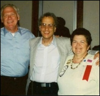 Richard Avanzino, Ed Duvin , Lynda Foro