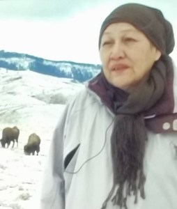 Rosalie Little Thunder (From Buffalo Field Campaign video)