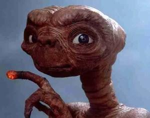 E.T. the Alien