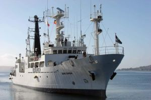 The Sam Simon.  (Sea Shepherd Conservation Society photo)
