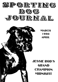 Sporting Dog Journal