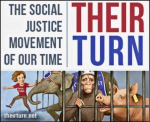 Theirturn organization website photo