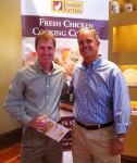 Trevor & Ron Foster of Foster Farms.   (Foster Farms photo)