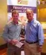 Trevor & Ron Foster of Foster Farms. (Foster Farms photo)