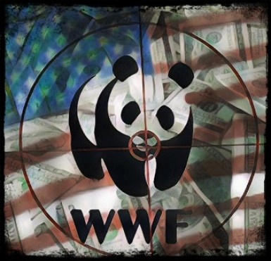 USA stops funding World Wildlife Fund