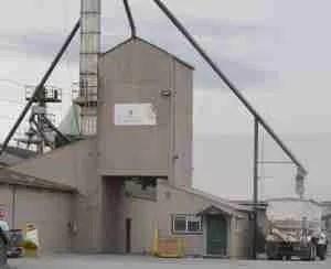 Wilbur-Ellis plant near Bayview, Washington. (Beth Clifton photo)