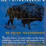 Wildlife in America author Peter Matthiessen,  86