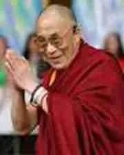The Dalai Lama.  ((PETA photo)