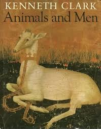 Art historian Kenneth Clark chose a white stag for the cover of his opus Animals & Men.