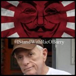 Muzzling dolphin defender Ric O'Barry,  Japanese government awakens Anonymous