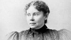 Lizzie Borden practiced backyard animal husbandry, amateur slaughter, kept pit bulls, and left her fortune to the Animal Rescue League of Fall River, Massachusetts.