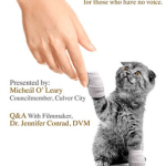 Against declawing:  The Paw Project video