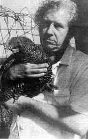 Henry Spira (United Poultry Concerns photo)