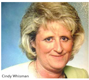 Cindy Whisman,  59,  was killed by a pit bull on August 4, 2014.