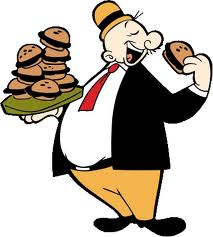 J. Wellington Wimpy. (King Features Syndicate)