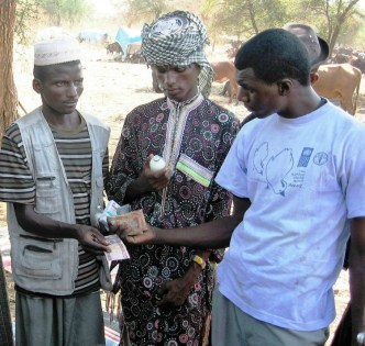 Community-based animal health worker among Fellata nomads of South Sudan