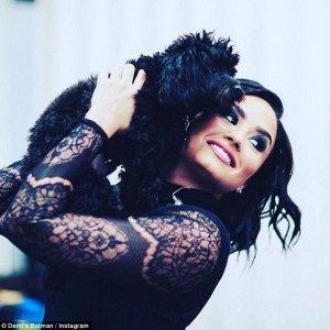 Necuvântătoarele, pe primul loc în viața lui Demi Lavato. Decizia ei este fermă