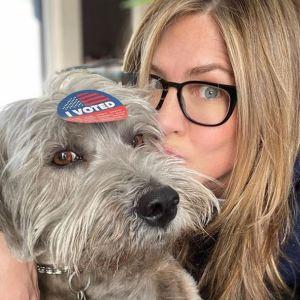 Jennifer Aniston este topită după Lord. Imaginea cu noul membru a devenit virală
