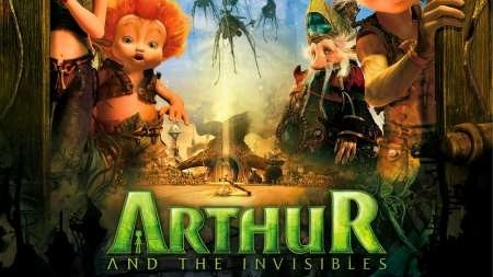 Arthur And The Invisibles 2006 Imdb