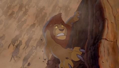 Lion King - MufasaCliff