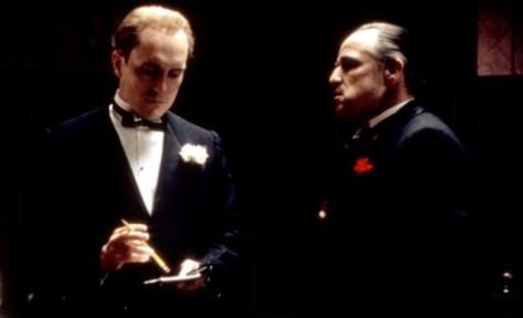 The-Godfather-Robert-Duvall-Marlon-Brando