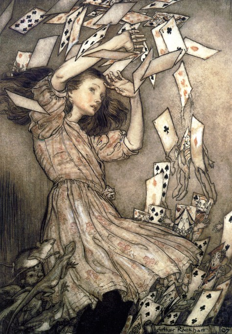 arthur rackham_alice in wonderland_25