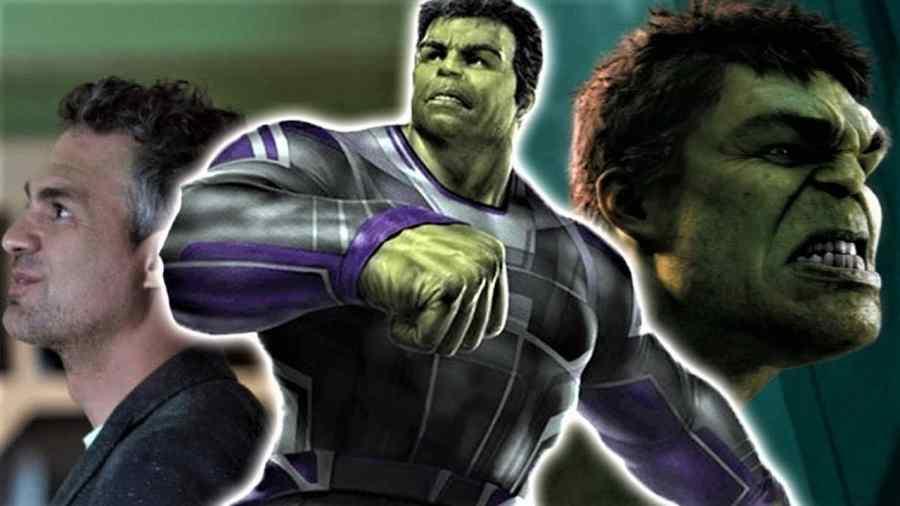 avengers endgame stills hulk