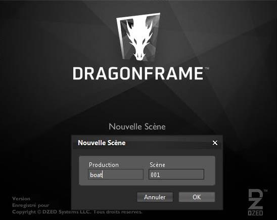 Dragon-frame_Creation-nouveau-Projet-stop-motion