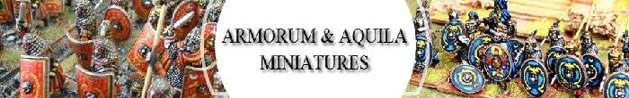 3.animation-figurine-décors- logo Armora and Aquila miniatures