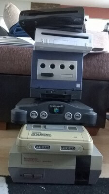 30 ans de consoles Nintendo
