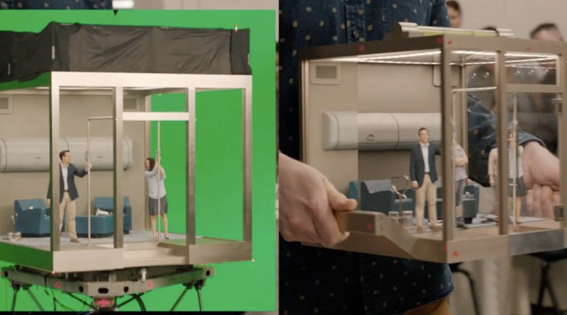 Downsizing VFX Rodeo