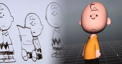 "Behind the Scenes ""the Peanuts"""